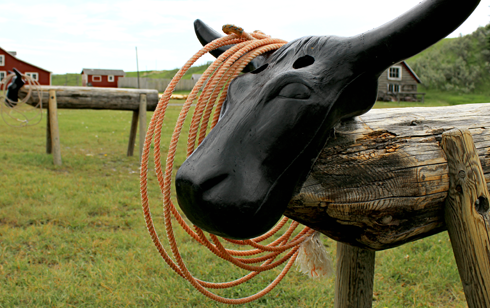 Bar U Ranch Longview Alberta