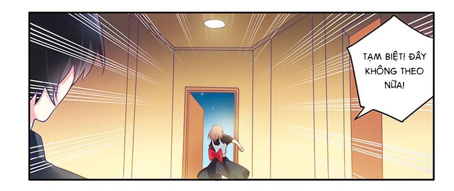 Tổng Tài Đích Thiên Giới Manh Thê Chap 48 - Trang 20