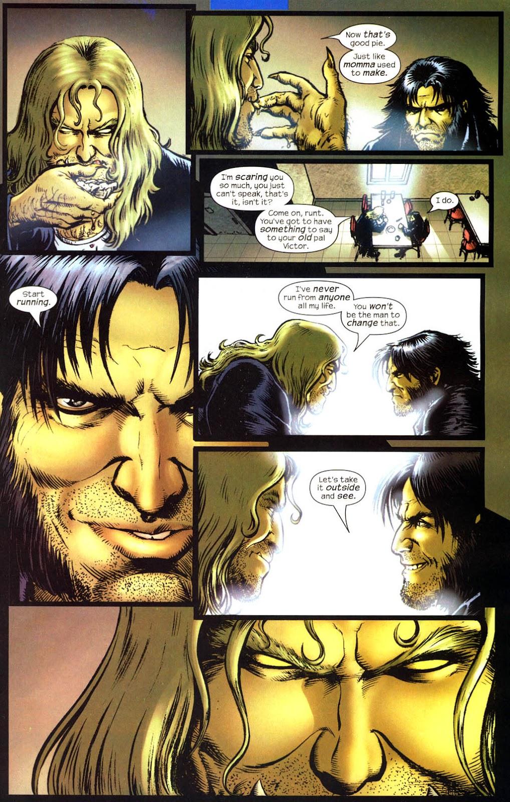 Read online Wolverine (2003) comic -  Issue #13 - 20