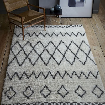 All natural wool rugs