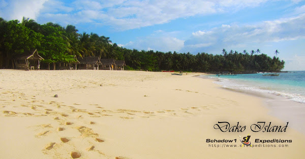 Dako Island Siargao - Schadow1 Expeditions
