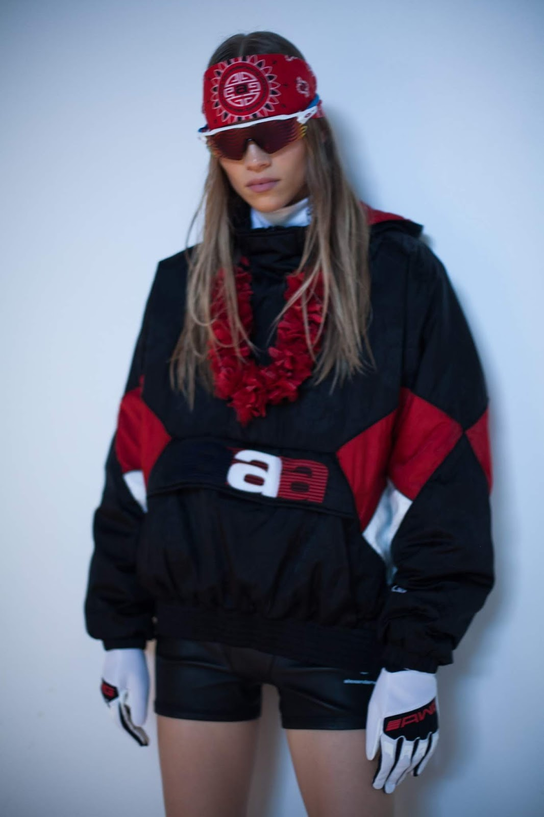 ALEXANDER WANG INSPIRED IN AXL ROSE CHINESE DEMOCRACY