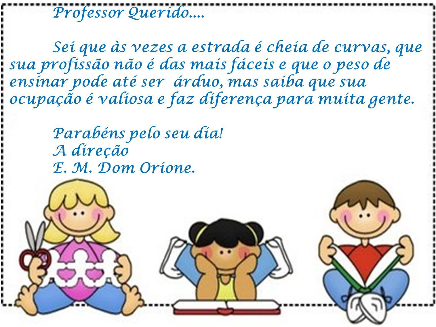 Morada Educativa Em Rede: Homenagem Ao Professor