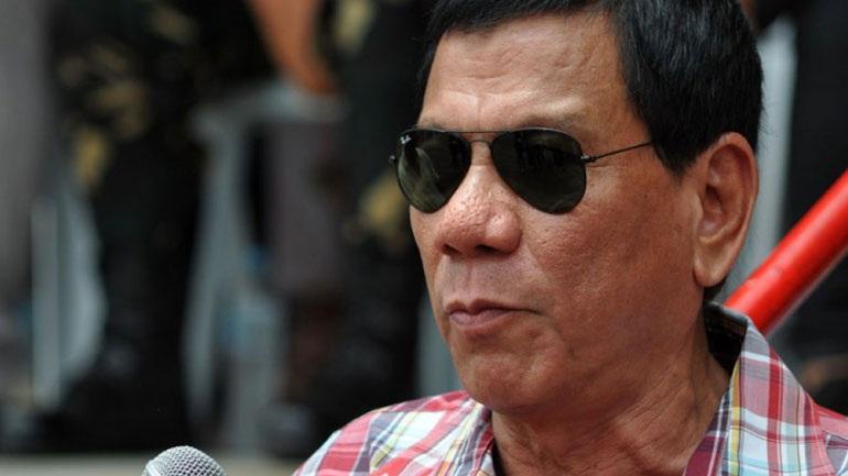 Οταν υπάρχει εθνική κυβέρνηση: «Στον διάολο» έστειλε απεσταλμένο του ΟΗΕ ο πρόεδρος των Φιλιππίνων