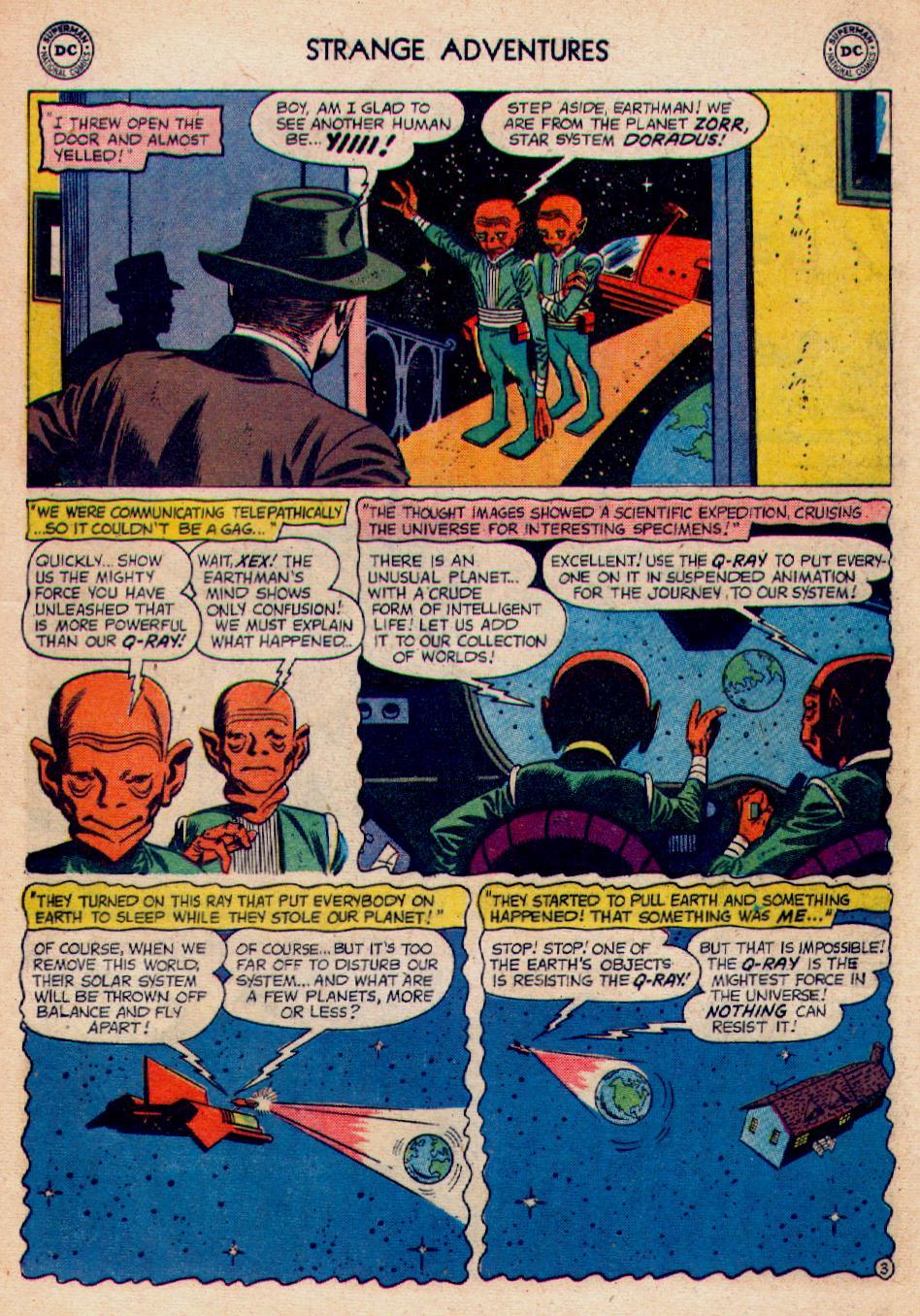 Strange Adventures (1950) issue 95 - Page 5