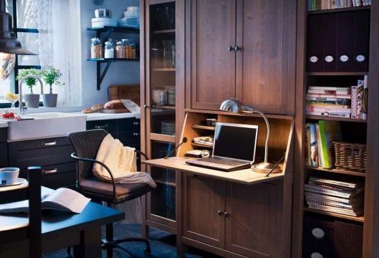 Decora Y Disena Disenos De Oficinas Ikea 2012