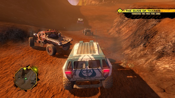 Red Faction Guerrilla PC Full Version Screenshot 3