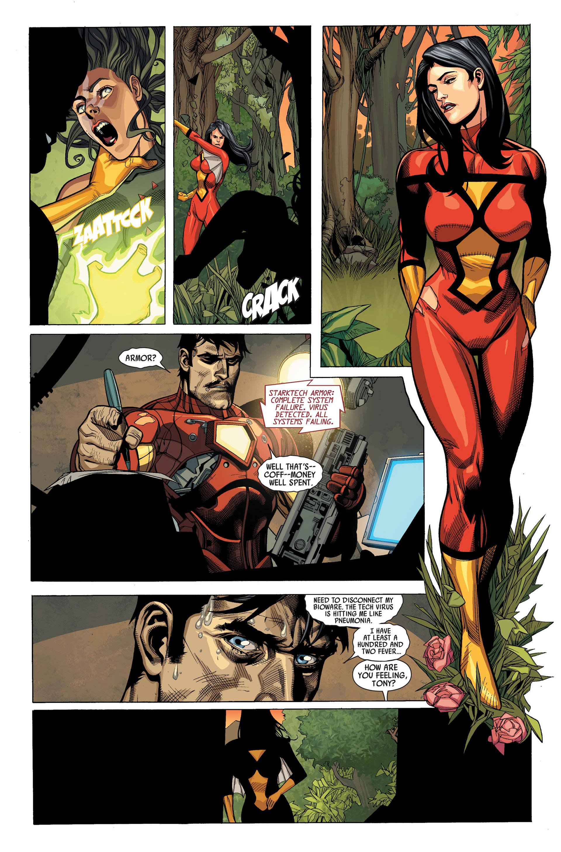 Read online Secret Invasion comic -  Issue #3 - 13