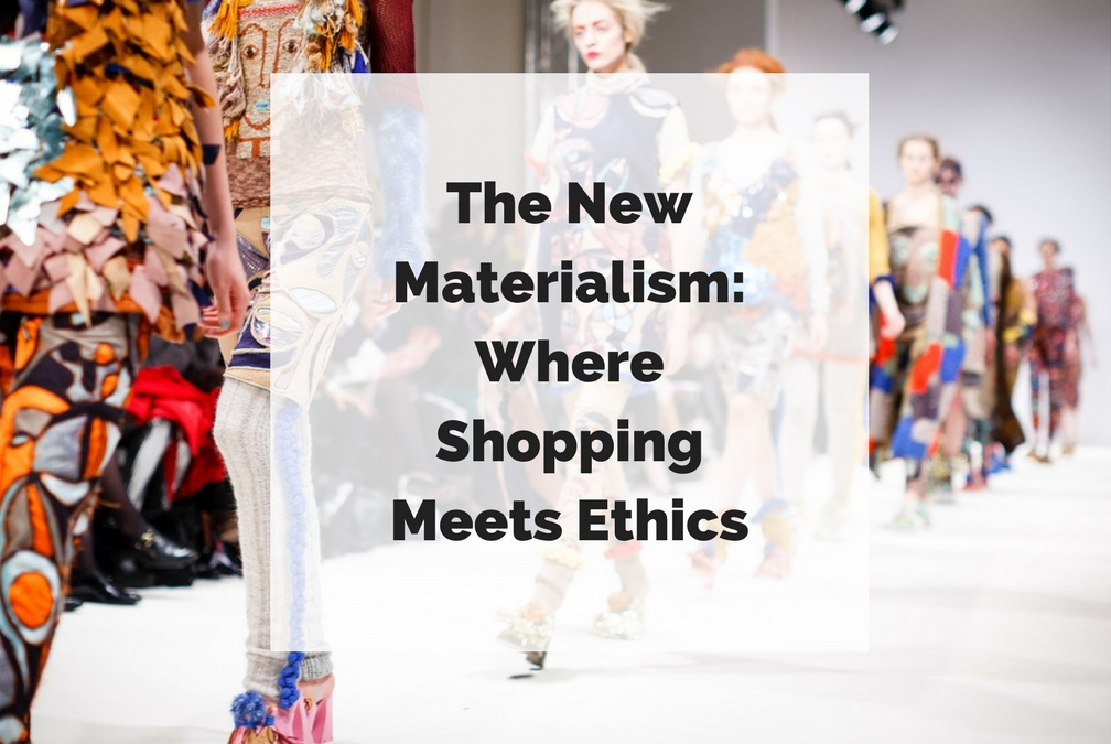 Being more materialist and less status conscious can add value to your wardrobe and slow fast fashion to a sustainable pace.