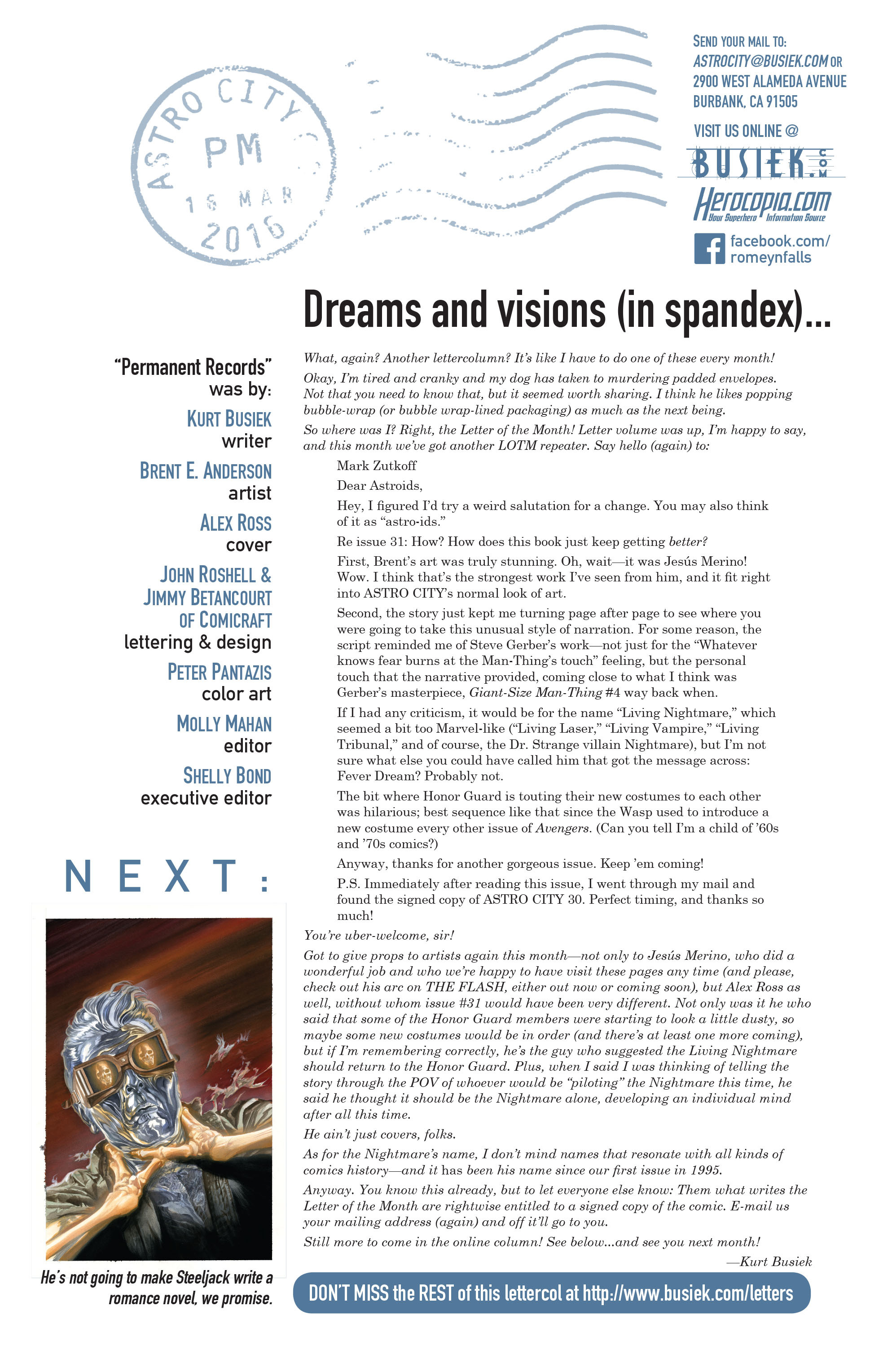 Read online Astro City comic -  Issue #33 - 26