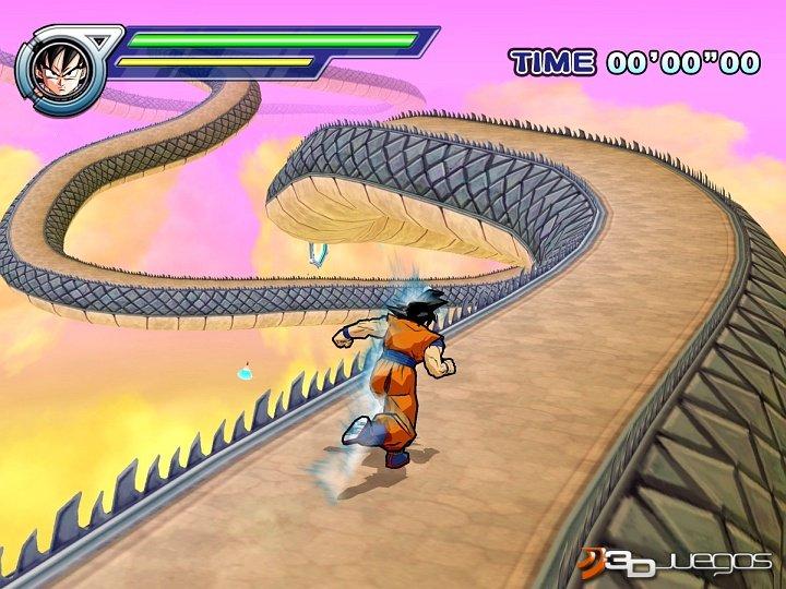 Dragon Ball Z: Infinite World (PS2) 2008