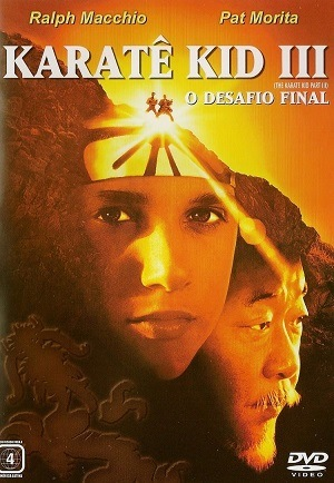Karatê Kid 3 - O Desafio Final BluRay Filmes Torrent Download capa