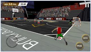 game futsal android terbaik gratis terbau 2017
