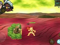 Naruto Senki Mod Sprite : Naruto Bijuu Mode New Skill replace Naruto