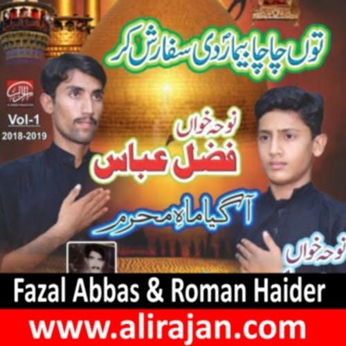 Fazal Abbas & Roman Haider ~ Nohay 2019