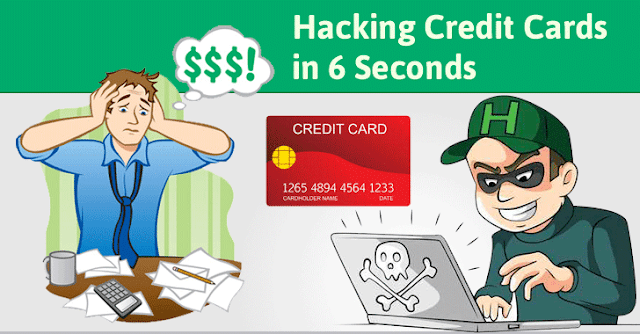 Hacked Credit Card Numbers With CVV