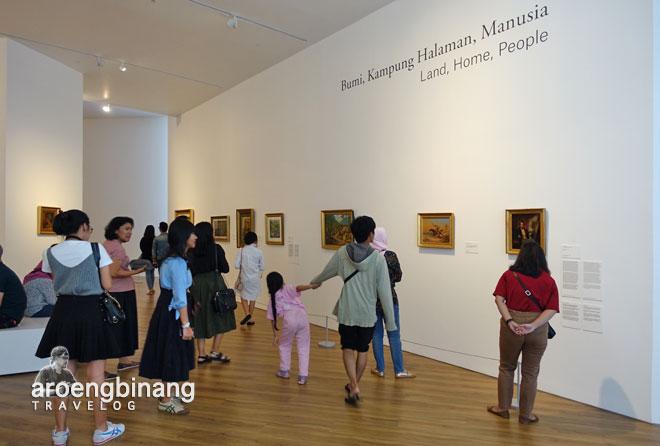 bumi kampung halaman museum macan modern and contemporary art in nusantara jakarta barat