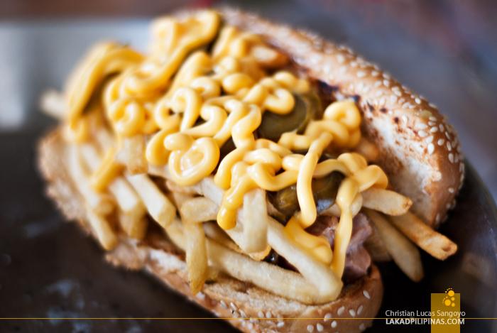 Massive Munchies Dumaguete Hotdog