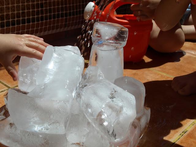 Παιχνίδια με πάγους!
