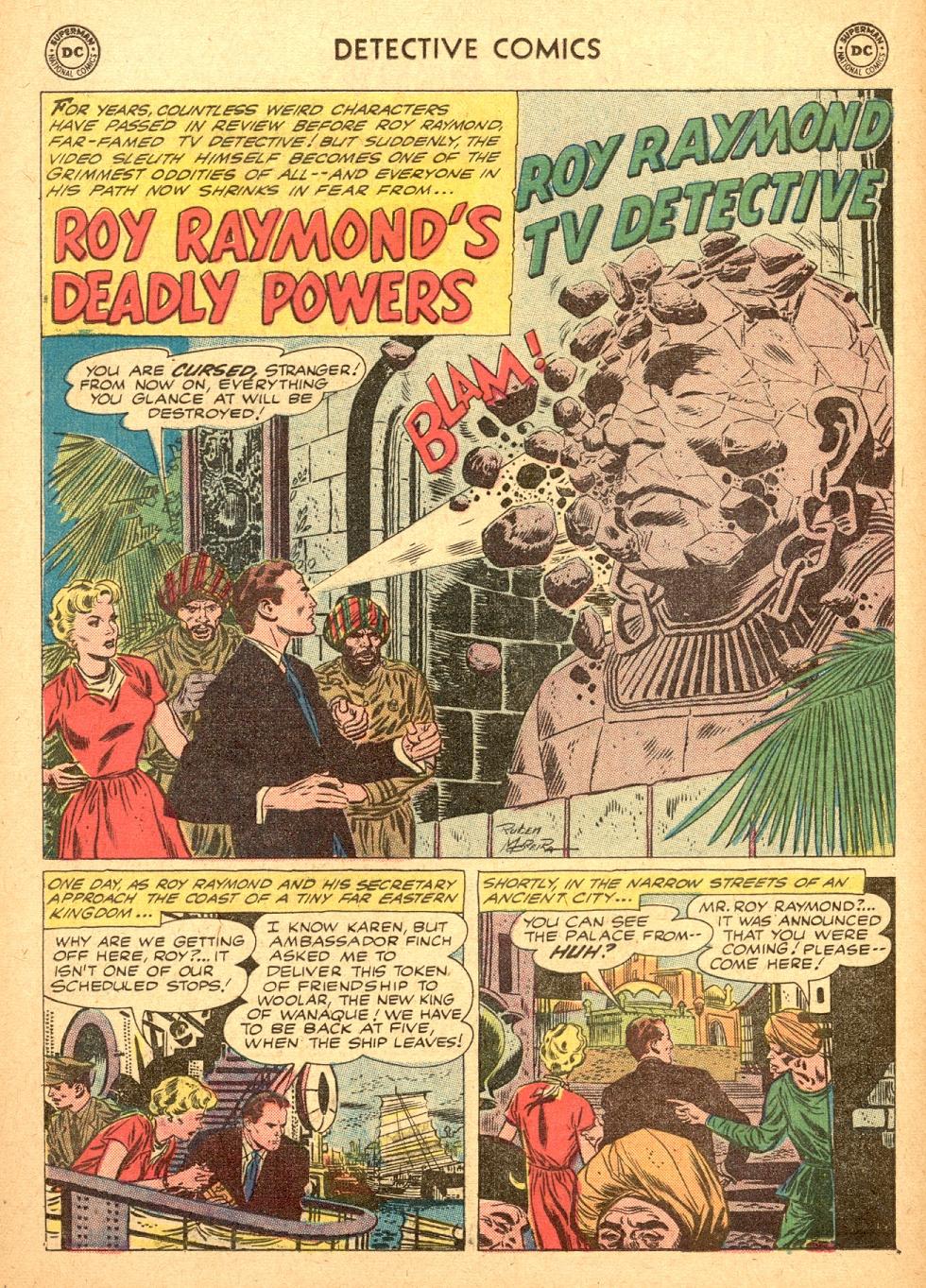Detective Comics (1937) 284 Page 17