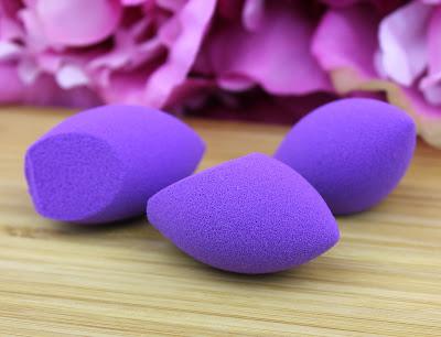 Real Techniques Mini Eraser Sponges review Beauty Blender dupe
