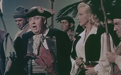 Abbott and Costello Meet Captain Kidd movieloversreviews.filminspector.com Charles Laughton Hillary Brooke