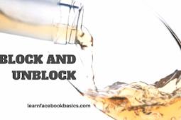 Blocking And Unblocking Friends on Facebook 2017 Plus Video Tutorial