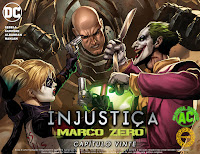 Injustiça - Marco Zero #20