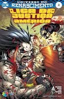 DC Renascimento: Liga da Justiça da América #3