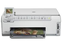 printer offers everything you want from a single device like scan HP Photosmart C5150 Driver Downloads