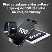płać za zakupy z masterpass w RTV Euro AGD