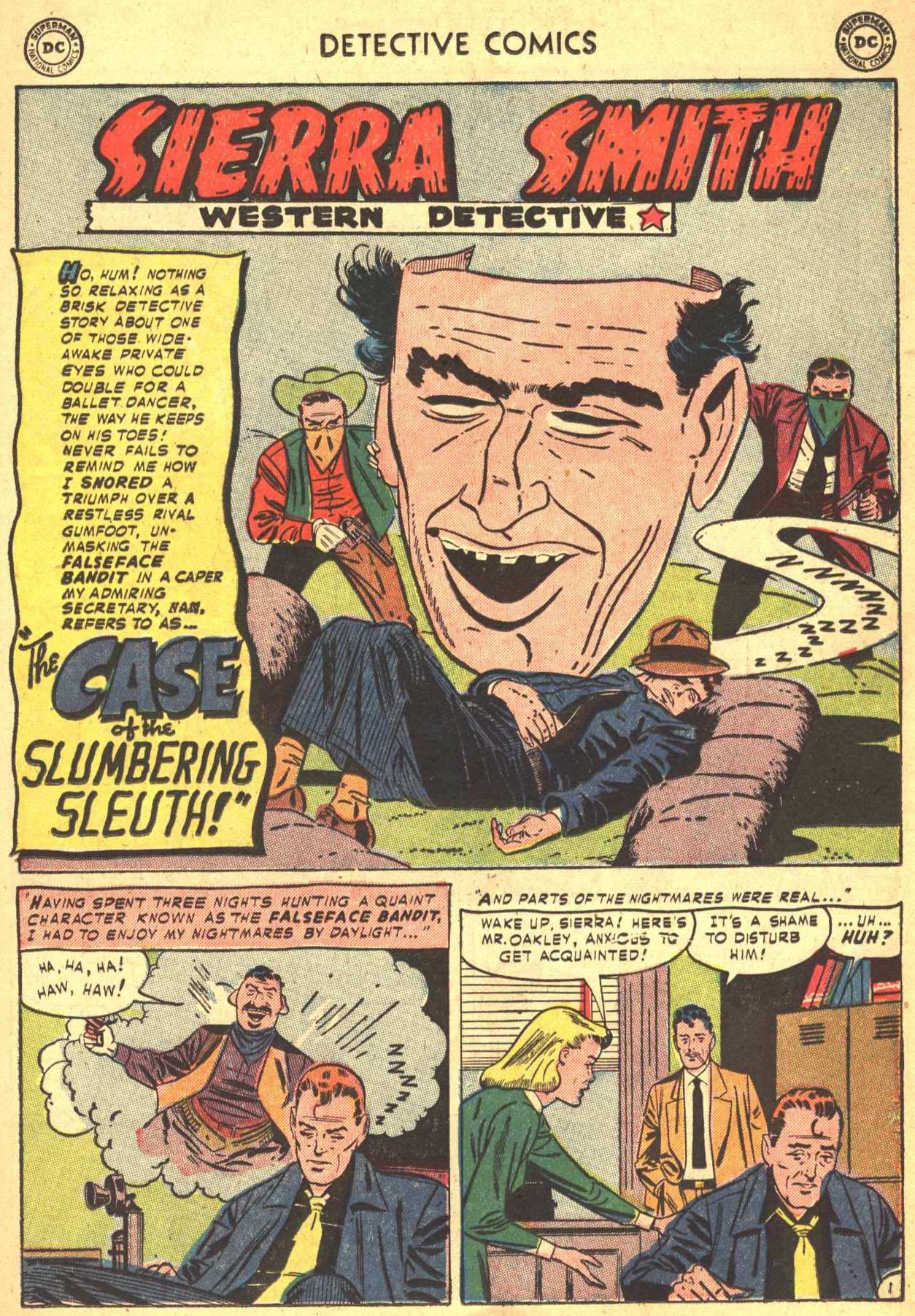 Read online Detective Comics (1937) comic -  Issue #206 - 14