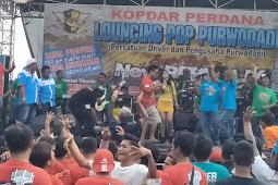 Perhelatan Para Driver Armada Di Stadion Kridabhakti Purwodadi Seru