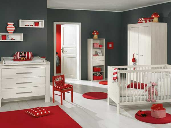 Baby Boys Bedroom Decorating Ideas