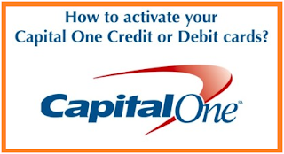 Steps to Activate Your New Capital One Card