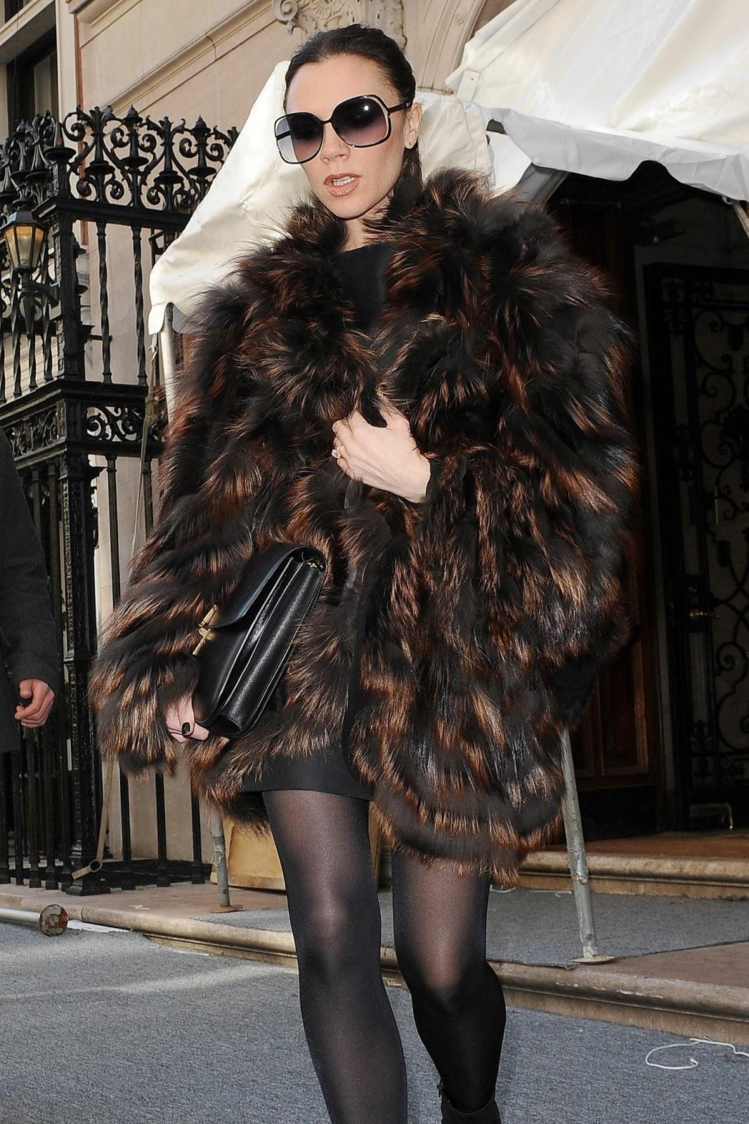 Nylon Celebrities: Victoria Beckham