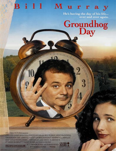 Ver Hechizo del tiempo (Groundhog Day) (1993) Online