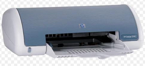 software da impressora hp deskjet 3745