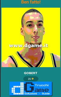 Soluzioni Guess The Basketball Player livello 39