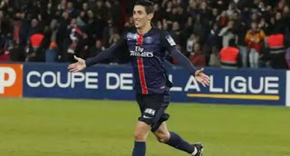 Barcelona turn to Di Maria