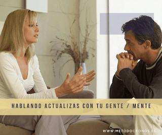 Diálogos cuerpo-mente. Método Cronos