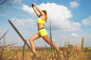 latihan fisik,kebugaran tubuh,gaya bugar