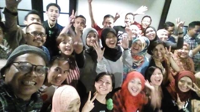 Kopdar My JNE Bersama Blogger Bandung
