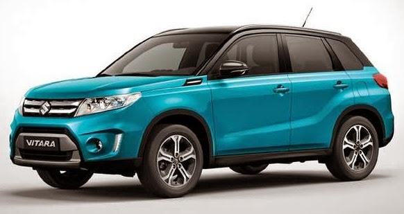 Suzuki Vitara Model Terbaru