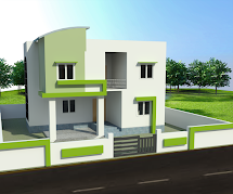 Modern House Design #3 - Cad