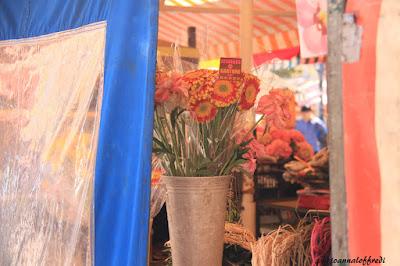 fiori al mercato.photo