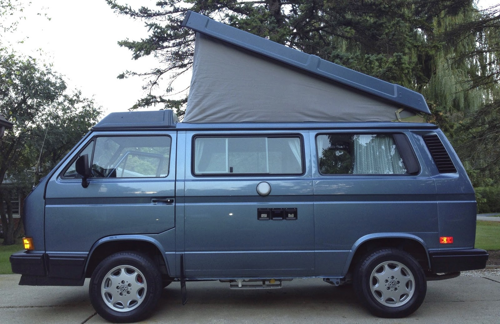 East Coast Vw >> The Happy Wanderer: Our 1989 Volkswagen Vanagon