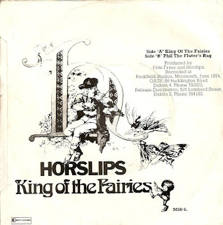 Horslips, King of the Fairies, Irish rock