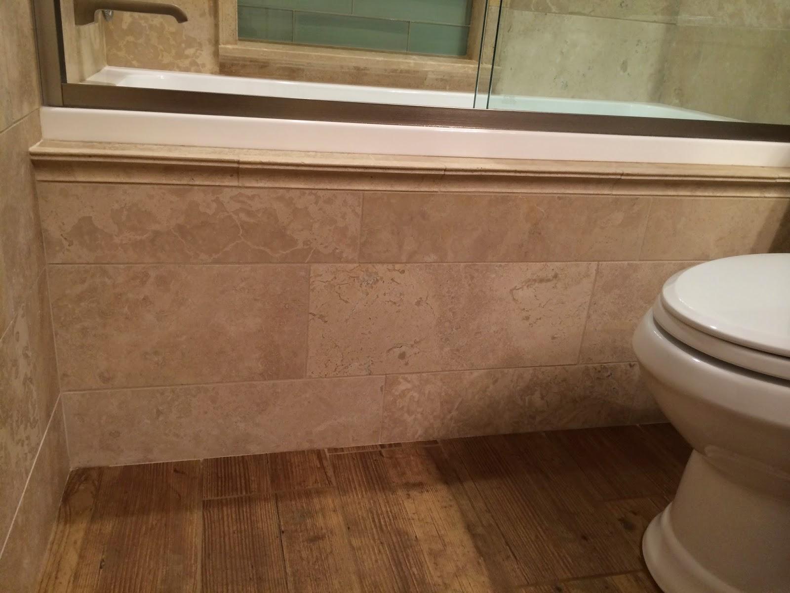 Custom Bathroom Remodeling Elegant Travertine Bathroom Remodel OctoberNovember 2014