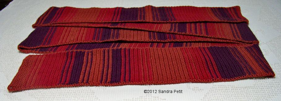 The Crochet Cabana Blog Season 18 Doctor Who Scarf